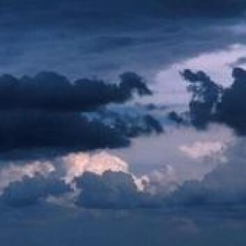 """""""Klimamodellene har problemer med skyer."""""""