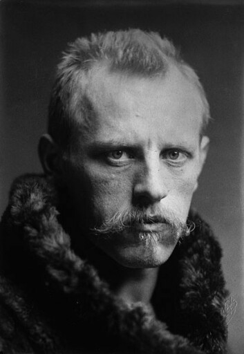 Fridtjof Nansen. (Foto: United States Library of Congress)