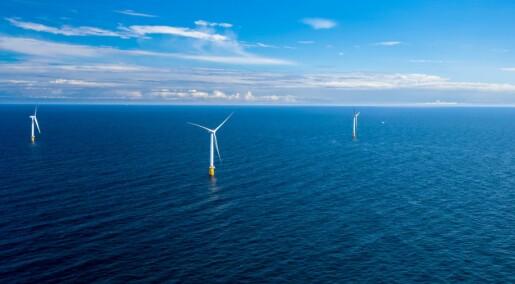 Ustabil havvind kan bli til stabil energiforsyning