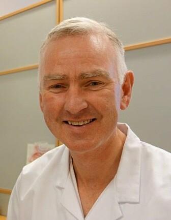 Sverre Karmhus Steinsvåg mener at samfunnet kan spare mye penger på at flere vaksinerer seg mot pollenallergi.