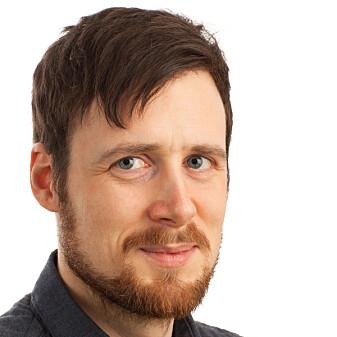 Arild Brandrud Næss fra NTNU er ekspert på kunstig intelligens.