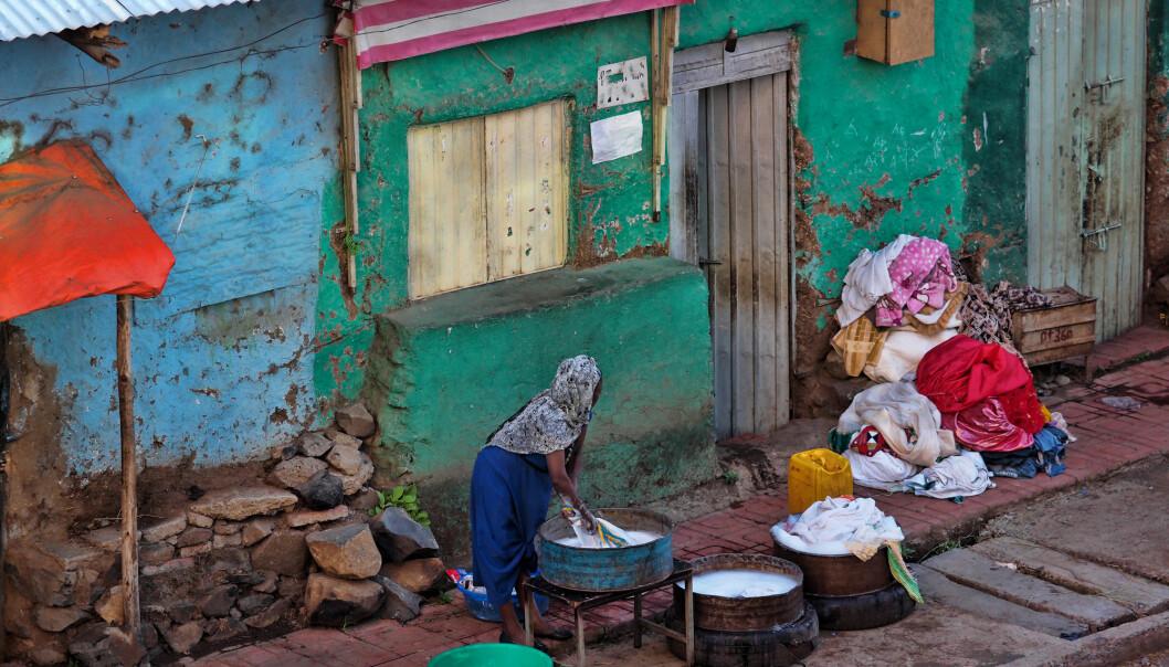 – Resistent tuberkulose er sterkt knyttet til fattigdom. Etiopia er blant landene som er hardest rammet, sier forsker Kirubel Mussie.