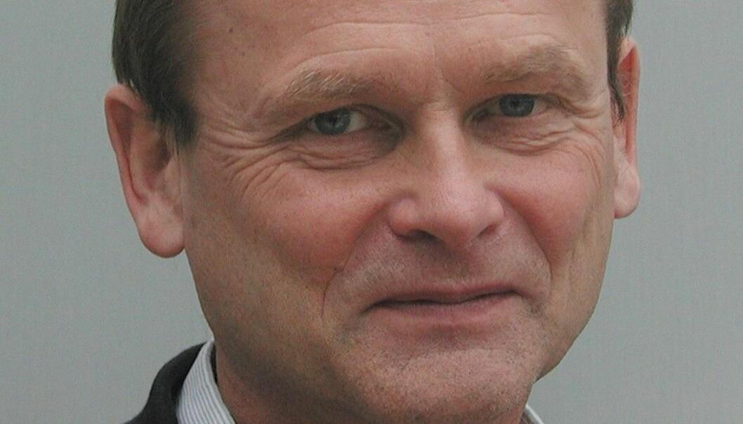 """""""Kjell Stordahl er statistiker."""""""