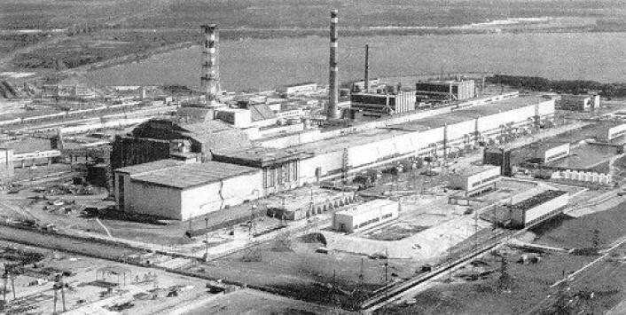 """""""Tsjernobyl."""""""