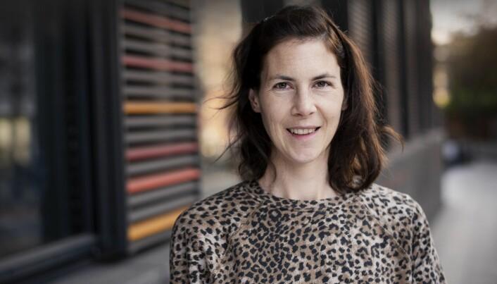 Lisa Garnweidner-Holme forsker på kosthold i svangerskapet.