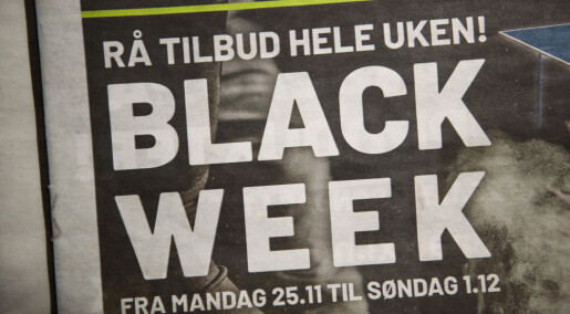 Black Friday mest populært blant unge