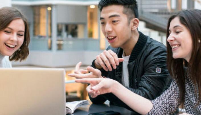Norske og internasjonale studenter trenger flere møteplasser