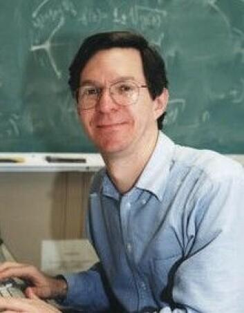 Luring. Alan Sokal bløffet i artikkel for å avsløre det han mente var en flørt med relativisme og irrasjonalisme i vitenskapen. (Foto: http://physics.as.nyu.edu/object/AlanSokal.html)