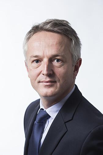Ulf Sverdrup er statsviter og leder for NUPI.