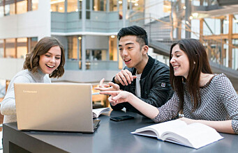 Norwegian and international students need more meeting places