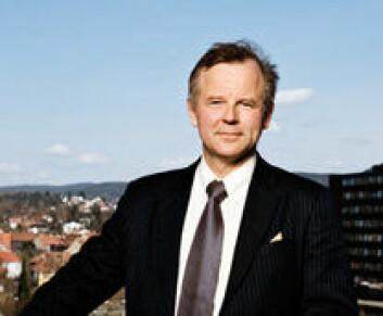 Ole Petter Ottersen. (Foto: UiO)