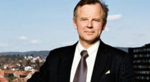 Skrøpelig kongstanke om formidlingsprofessor ved Universitetet i Oslo