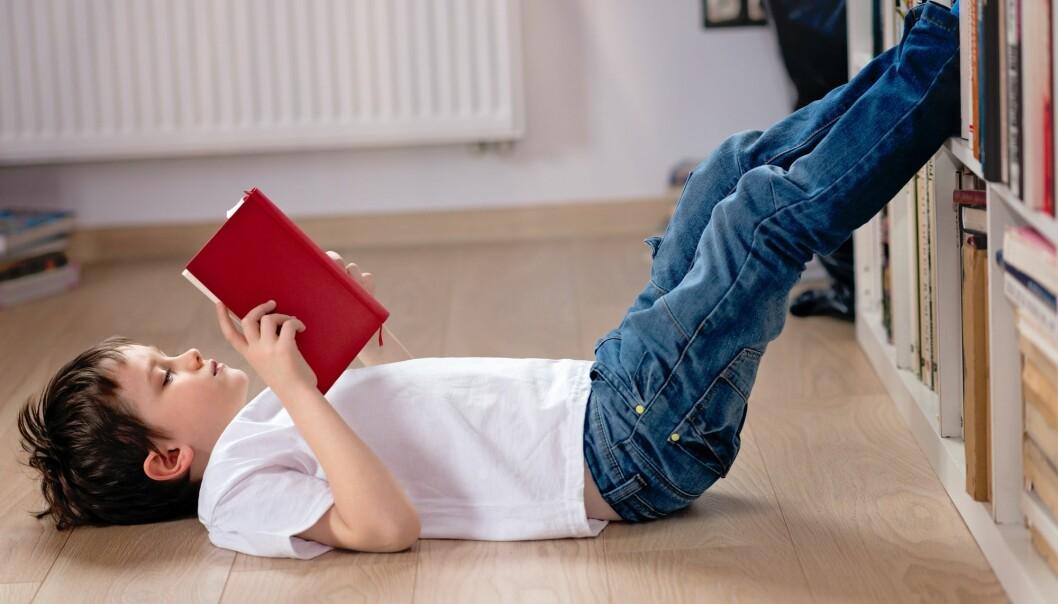 Barn som er født på slutten av det året de begynner på skolen, kommer dårligst ut på tester i leseferdighet.