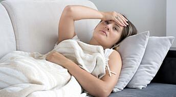 Stadig større kjønnsforskjeller i sykefravær