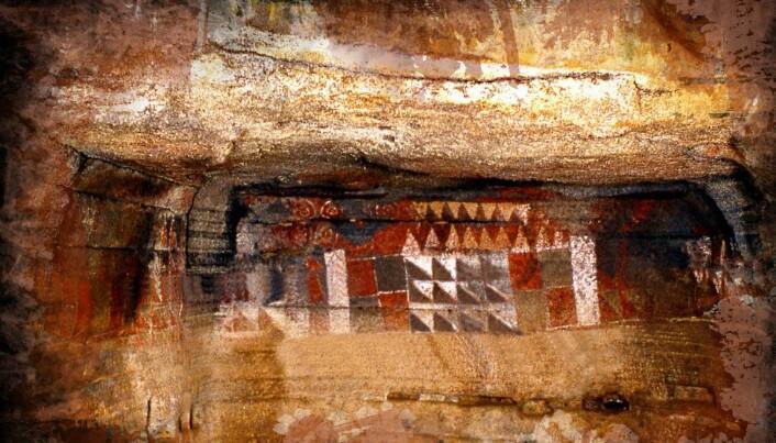 Nordvest på Gran Canaria er det nå bygd et museum rundt Cueva Pintada, en grotte med malerier utført av guancher.