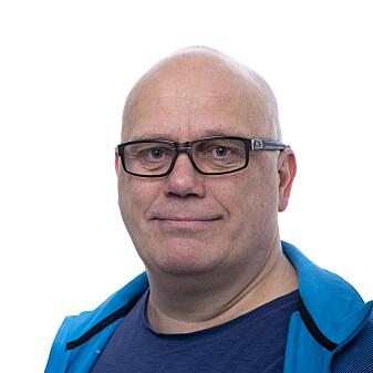 Tom Henning Øvrebø har tidligere vært elitedommer. Nå er han stipendiat ved Norges idrettshøgskole.