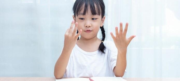 Barn må forstå både språk og regning i matte