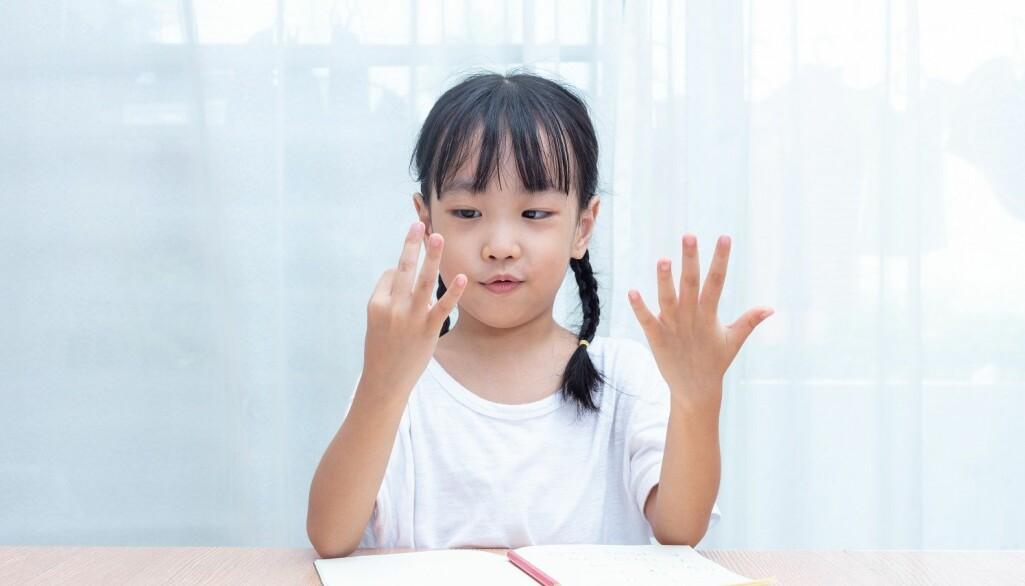 Å vite at svaret på 3+5 er 8 uten å måtte telle på fingrene, hjelper barnet i mer krevende matematikkoppgaver senere.