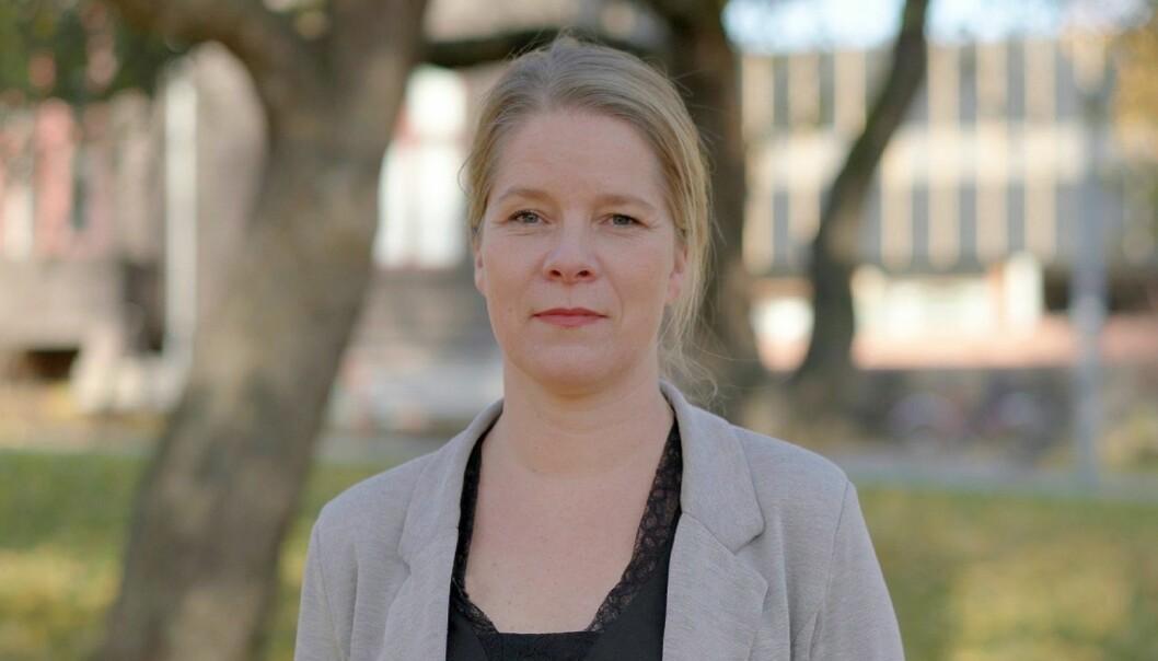 Når lærere møter barn som strever med tekstoppgaver i matte, er det avgjørende at de finner ut om barnet strever med språk, tall, eller begge deler, sier Linda Josefine Aas Haugen.