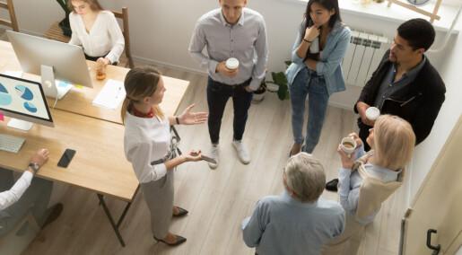 Ledere tror de motiverer de ansatte mer enn de faktisk gjør