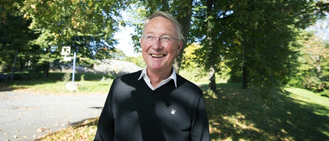 Knut Engedal er redaktør for den nye læreboka Alderspsykiatri, som han også var for den første læreboka om temaet i 2000.