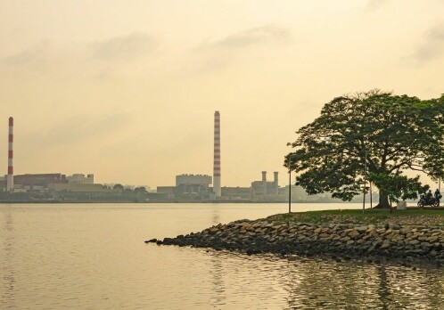 Water was a winner in capturing CO2