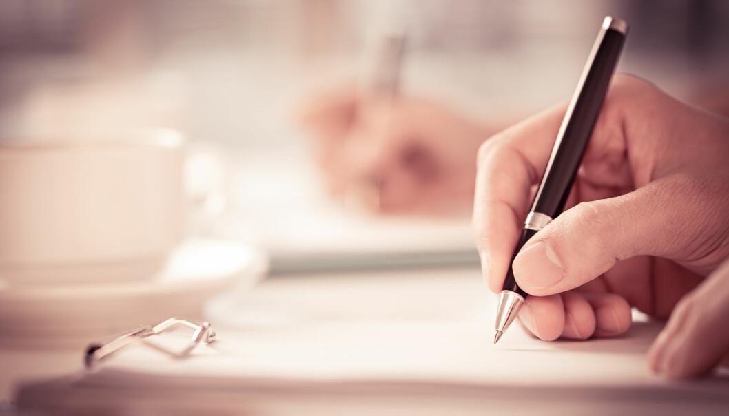 Kunnskap om skrivepraksis kan være nyttig for lærere når de veileder elevene under skriveprosessen, hevder forsker.