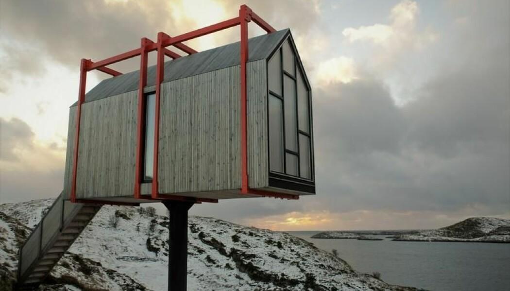 Den norske treprodusenten Kebony får pris for sin miljøprofil.