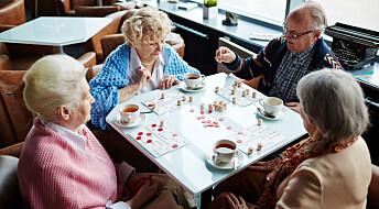 De som spilte brettspill og kort, hadde et skarpere sinn da de ble eldre
