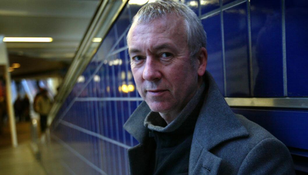 Erik Tunstad da han var redaktør i forskning.no. Terje Bringedal, VG