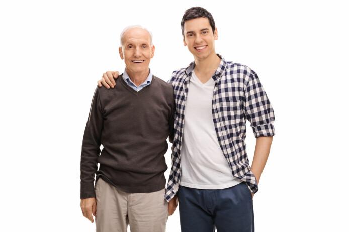 Det er klare forskjeller mellom unge og gamle i synet på alderspensjon.