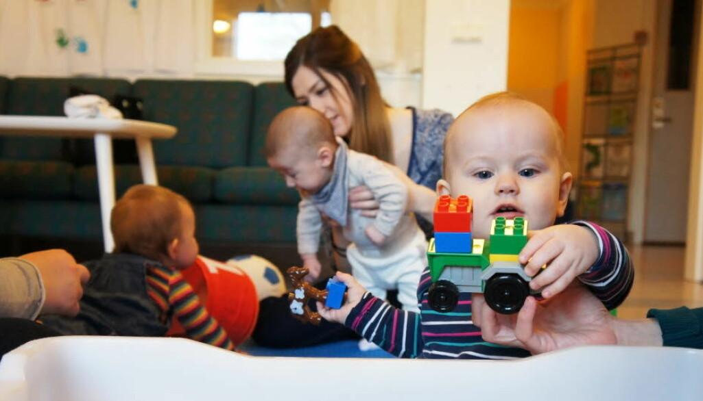 Ordningen med plantid for pedagogisk ansatte i barnehager fungerer godt, viser en fersk undersøkelse fra KS.