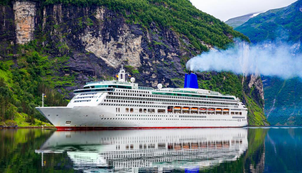 I fjor ble det vedtatt at cruiseskip og ferjer skal seile utslippsfritt i de norske verdensarvfjordene innen 2026. Initiativet kom fra bransjen selv.