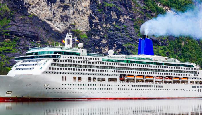Skipsfartsnæringen jobber aktivt for klimaomstilling