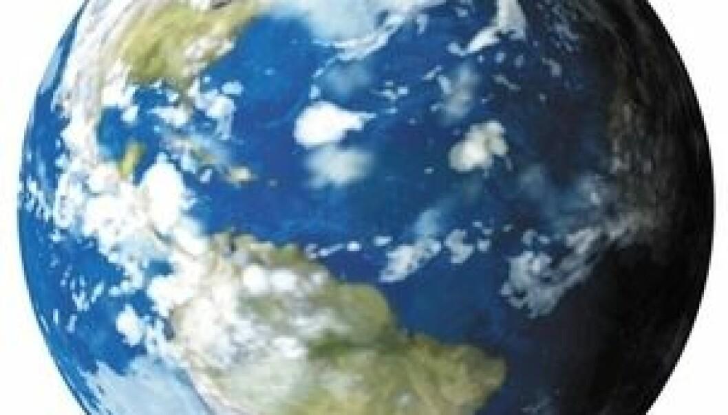 Varmere klode – mer CO2
