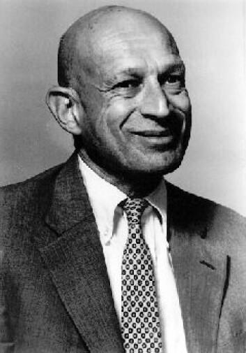 Julian Simon var professor i business administration ved University of Maryland. Han døde i 1998. (Foto: www.juliansimon.com)