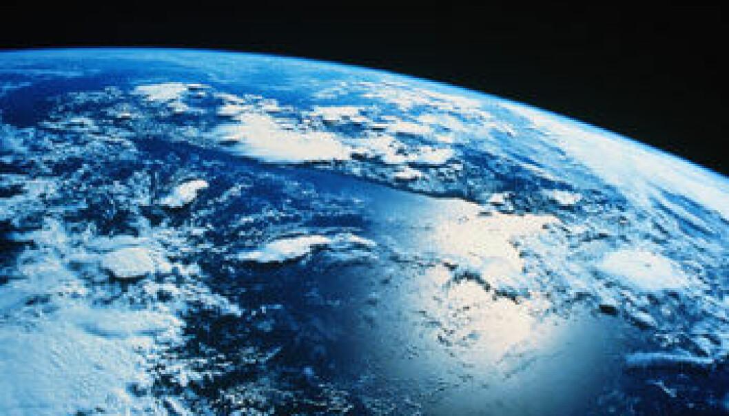 Norsk nanosatellitt mot stjernene