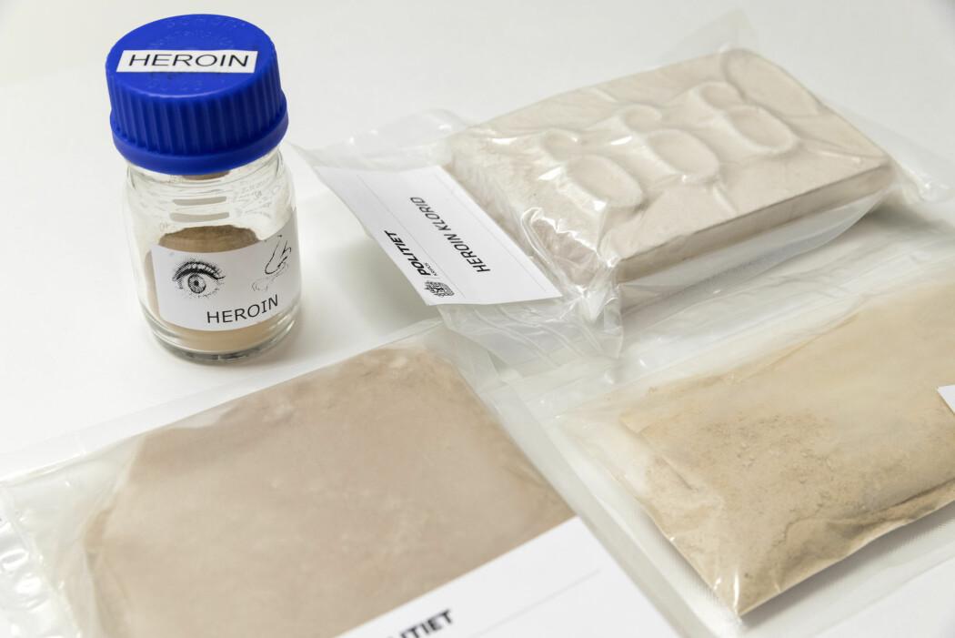 Andre stoffer enn heroin er nå hyppigste årsak til narkotikadødsfall