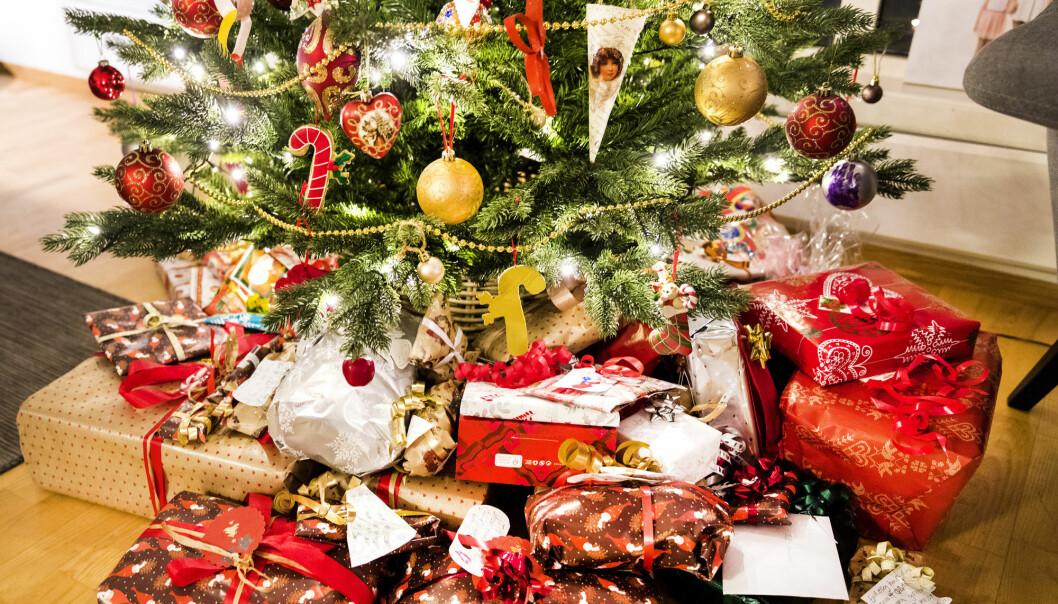 Vi gir færre geiter og mindre alkohol til jul
