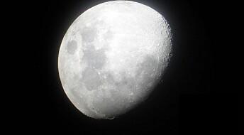 Teleskop bak månen leter etter signaler fra universets barndom