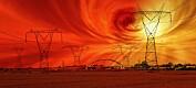 Solstormer truer strømnettet vårt