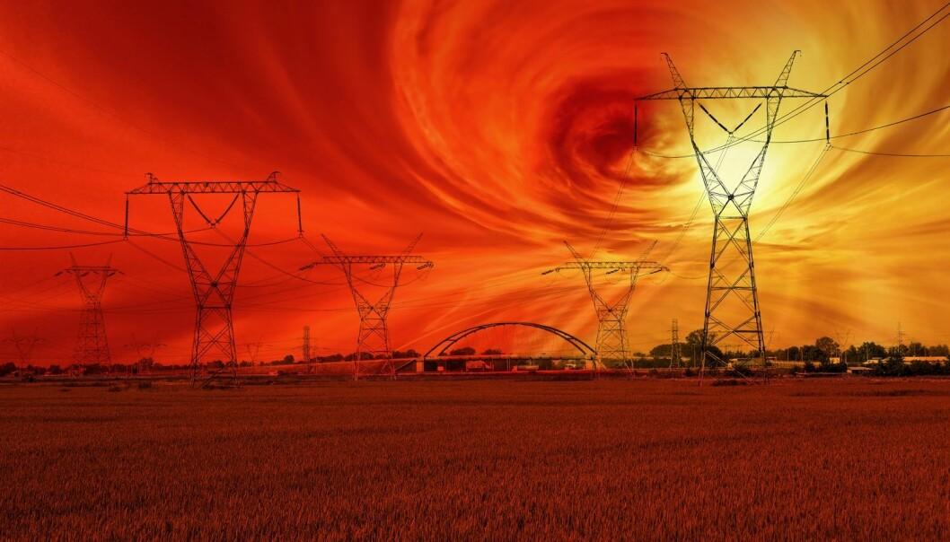 Forskere jobber med å finne løsninger som kan beskytte verdens elforsyning mot ekstreme krefter fra sola.
