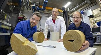 Supermaskin bidrar til å tyne oljereservoarer
