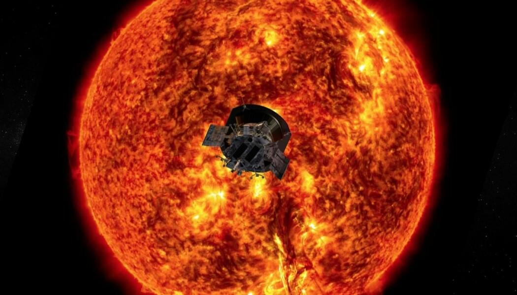 Målingene som Parker Solar Probe har gjort ved sola overrasker forskerne.