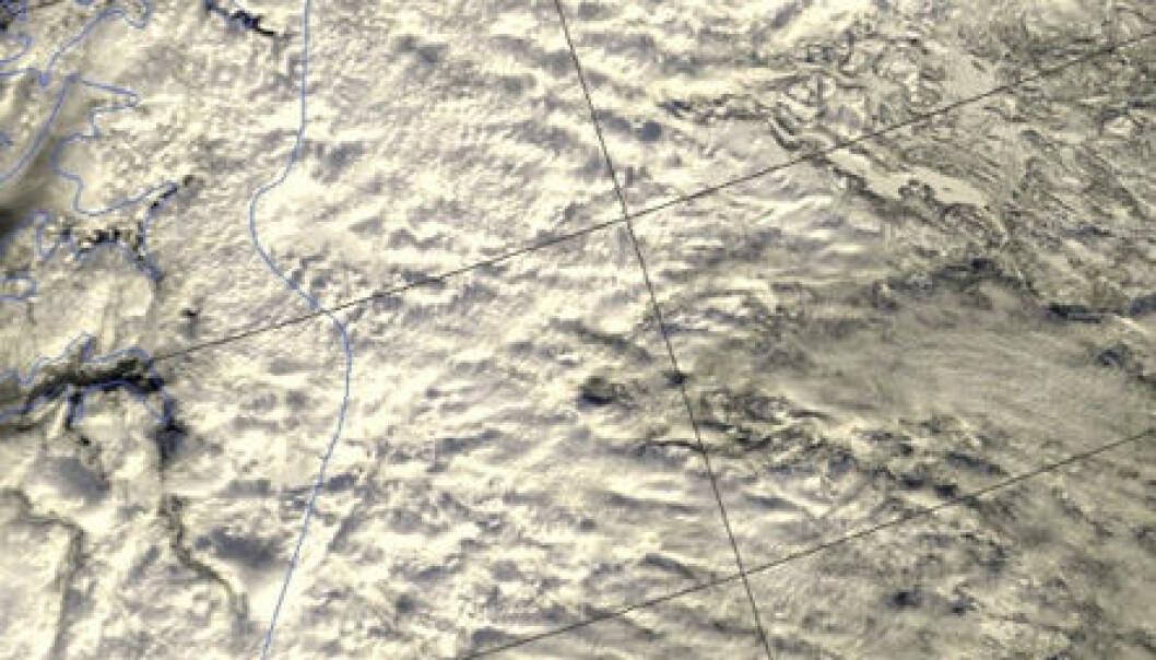 Kan lebølger ha påvirket flystyrten på Kebnekaise?