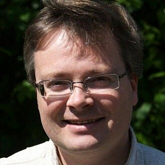 Håkon Dahle, astrofysiker ved Universitetet i Oslo.