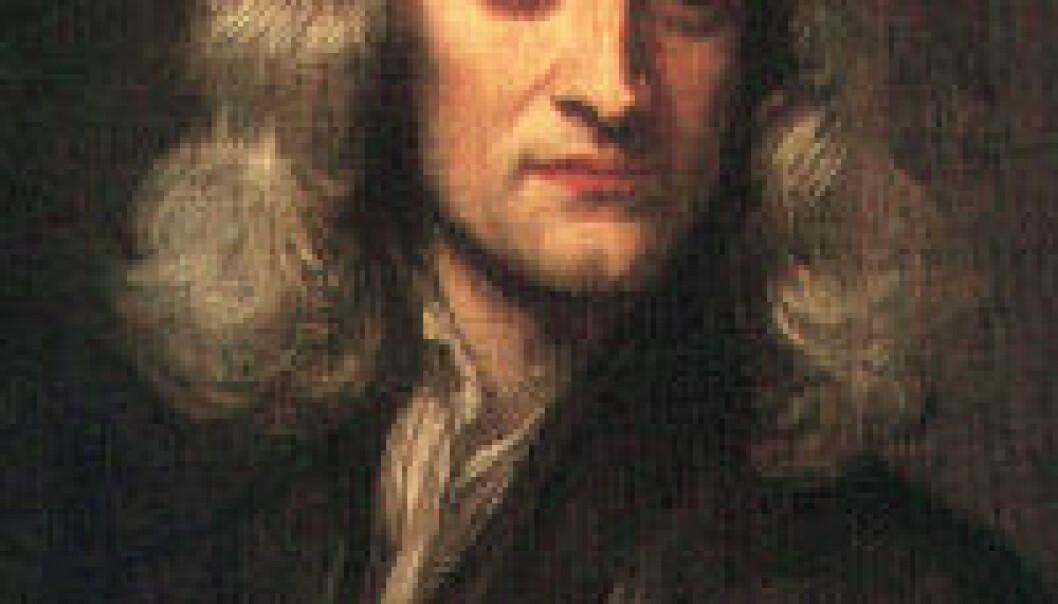 """""""Newton forsto ikke alltid betydningen av å dele på sin kunnskap."""""""