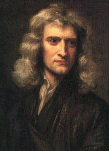 """""""Isaac Newton."""""""