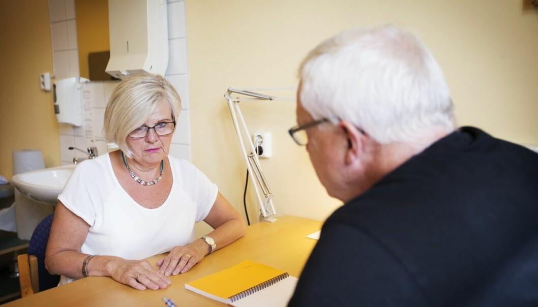 Helsedirektoratet gjennomfører en nasjonal informasjonskampanje om demens.