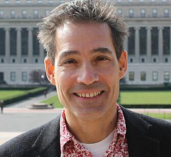 George Bonanno, psykologiprofessor ved Columbia University